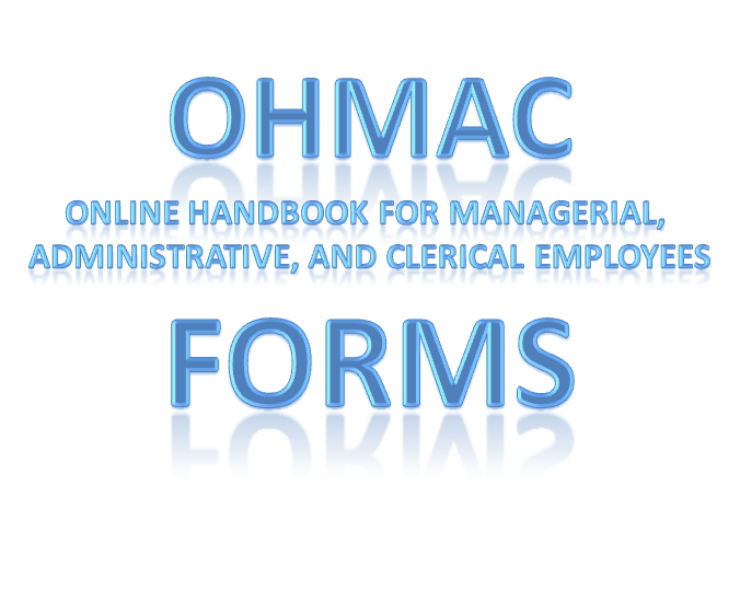 OHMAC Forms